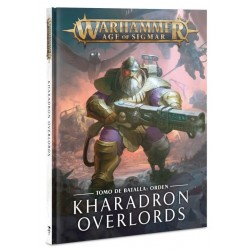 Battle Tome: KHARADRON OVERLORDS (español)