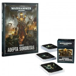 Pack Codex Hermanas de Batalla