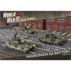 WWIII British Token Set (x20 Tokens, x2 Objectives)