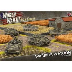 Challenger Armoured Troop (x5 Plastic)