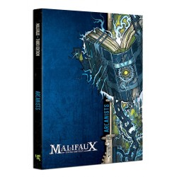 ARCANIST FACTION BOOK M3E