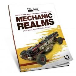 Quasar Book Series: Mechanic Realms (inglés)