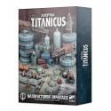 Civitas Imperialis Industrial Scenery