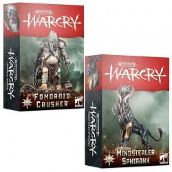 Pack Minis Warcry 15-Feb
