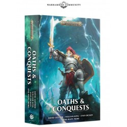 AGE OF SIGMAR: OATHS AND CONQUESTS (HB)