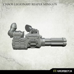 CHAOS LEGIONARY REAPER MINIGUN (4)