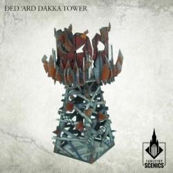 DED ARD DAKKA TOWER