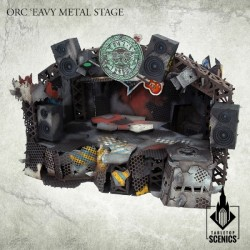 ORC HEAVY METAL STAGE