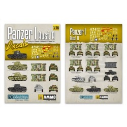 Panzer Divisions WWII. Decals 1/35