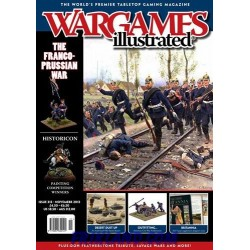 Wargames Illustrated 313 - (November 2013)