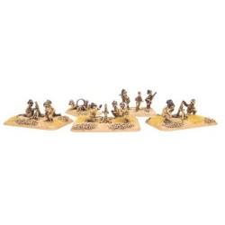 Bersaglieri Mortar Platoon