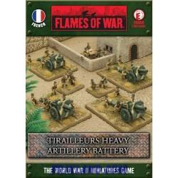 Tirailleurs Heavy Artillery Battery