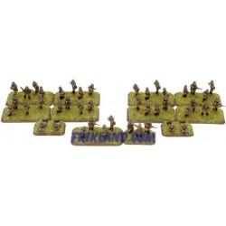 Dismounted Kawalerii Company
