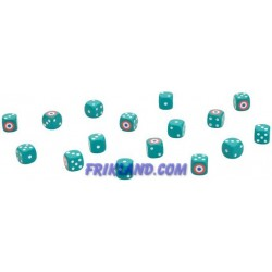 French Dice Set