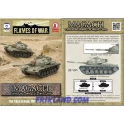 Magach(M48A1&A2C)