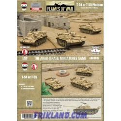 T-54 or T-55 Platoon
