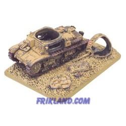 Destroyed M14 (MSO114)