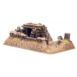 German HQ Objective (MSO115)