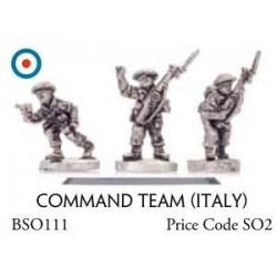 Command Taem Italy