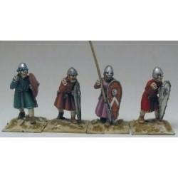 Knight, nasal helm (1)