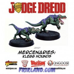 MERCENARIES: KLEGG HOUNDS