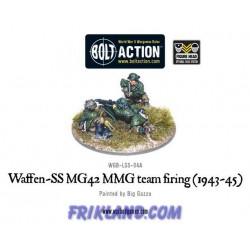 WAFFEN-SS MG42 MMG TEAM (1943-45)