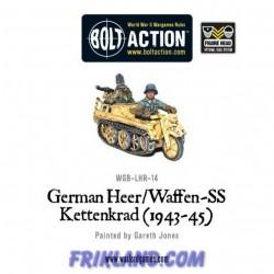 GERMAN HEER/WAFFEN-SS KETTENKRAD (1943-45)