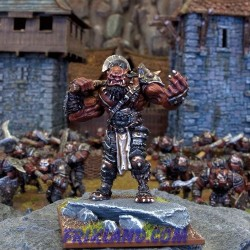 Grokagamok-  Ogre Captain