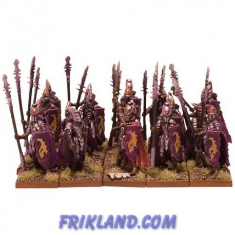 Twilight Kin Spearmen Troop (10)