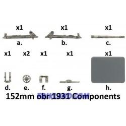 107mm obr 1910/30 Gun