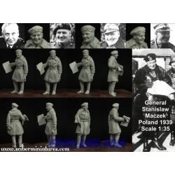 1:35 General Stanislaw Sosabowski 1944