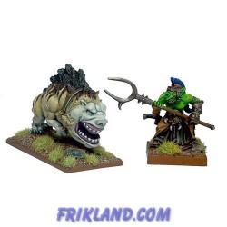 Goblin and Mawbeast