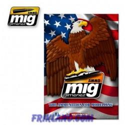 Cuadro Aguila Americana Edicion Limitada