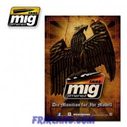 Cuadro Aguila Alemana Edicion Limitada