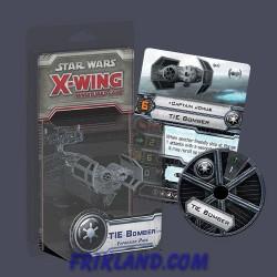 Bombardero TIE para Star Wars X-Wing