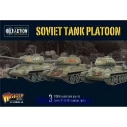 SOVIET ARMOURED PLATOON
