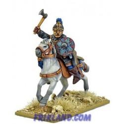 Saracen Mounted Warlord (Unarmoured)(1)