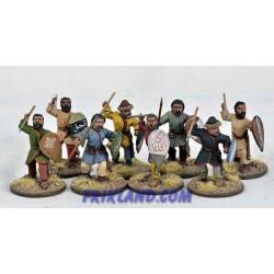 Saracen Mounted Ghulams (Hearthguards)(4)