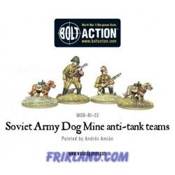 SOVIET ANTI-TANK DOG TEAMS