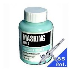 Máscara liquida 85ml. - Liquid mask 85ml.