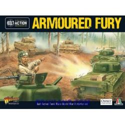 ARMOURED FURY: tankwars starter set