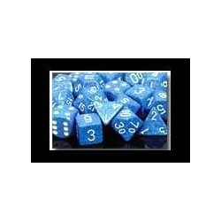 Speckled 12mm d6 Water (36 Dice)