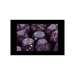 Speckled 12mm d6 Hurricane (36 Dice)