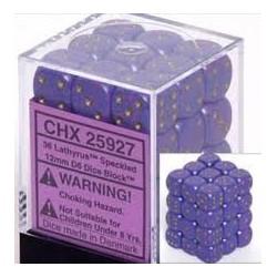 12mm d6 Lathyrus Dice Block (36-Dice)