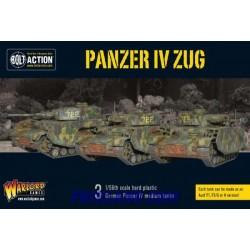 PANZER IV ZUG (3 PANZER IVS)