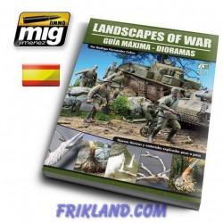 Landscapes Of War: Guia Maxima - Dioramas Vol. 1 Castellano