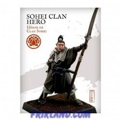SHOEI CLAN HERO - HEROE DE CLAN SHOEI