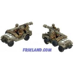 Anti-tank Jeep (x2)