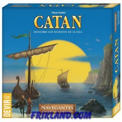 CATAN, Navegantes