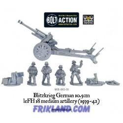 BLITZKRIEG GERMAN LEFH 18 10.5CM HOWITZER